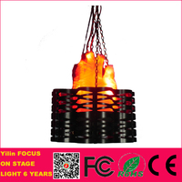 YL-DS011 40W Hallowmas and Christmas silk fire flame effect light