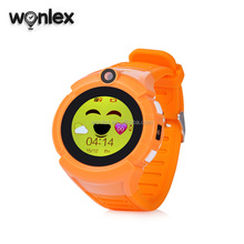 Wonlex 3G kids smart watch Q360 anti-lost sos baby watch gps watch with camera
