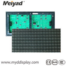 Waterproof DIP Green Outdoor Single Color P10 LED Module Price