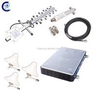 Factory price dual band 850 1800 mobile phone signal booster repetidor celular with low price