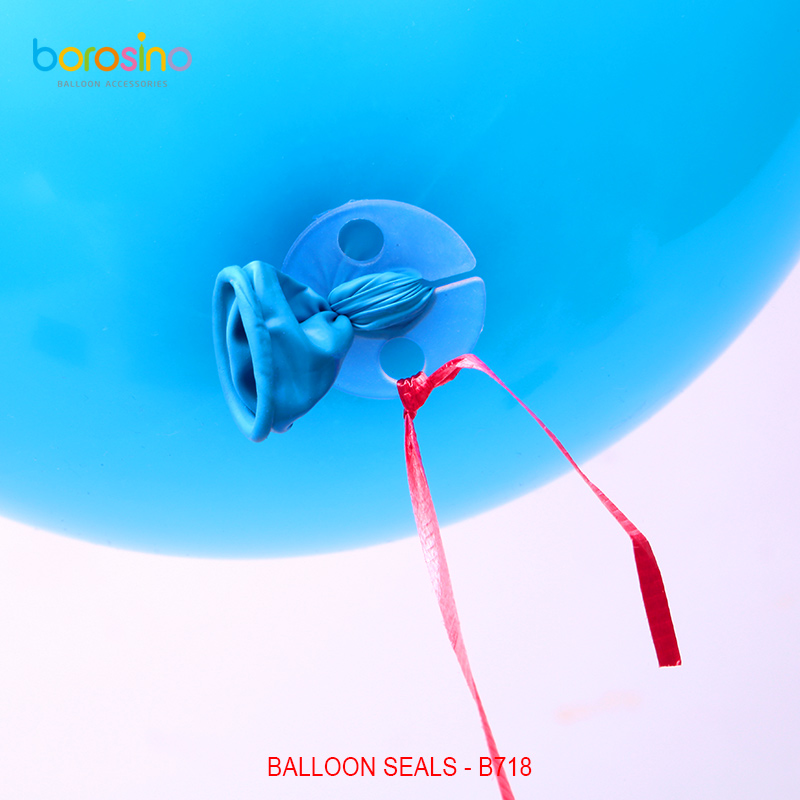 B718 Birthday Party Decoration Helium Balloon Seal Clip