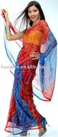 Women Veil Chiffon Fabric