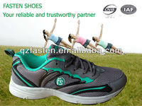 Running shoes of men breathable lightweight fashion comfortable and high quality athletic shoes design for 2015 MD outsole