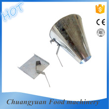 2016 Galvanized Chicken Butchering Equipment for killing chicken killing cone