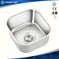 100% factory directly oem quality teka kitchen sinks stainless of POATS