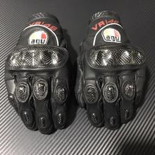 Best Race Pro Road Full Finger Motorcycle Leather gloves