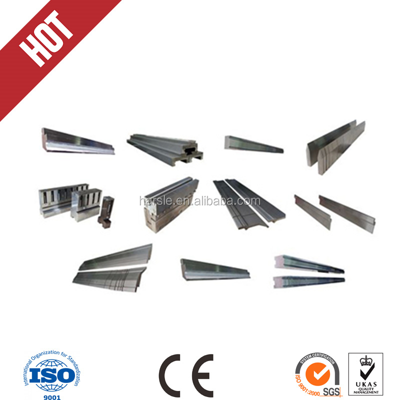 Hot Sale Good Hardness Press Brake Tooling Dies/Bending Machine Moulds