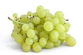 Yellowish Green Grapes