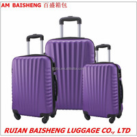 Suitcase BS8844 ABS Luggage Zip Luggage