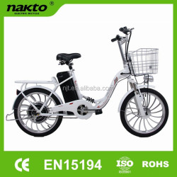 girl electric bike ,36v 10AH 250w with ce/en15194 OEM
