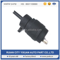 window cleaning pump ,wiper motor ,Water Pump