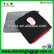 custom neoprene mouse pad Laptop sleeve