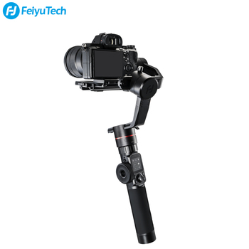 payload 2.8kg FeiyuTech ak2000 3 axis gimbal for big  Camera
