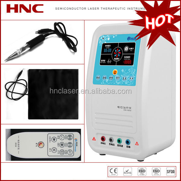 HNC factory offer muscle stimulator machine potential therapy to treat headache, sleeping, osteoarticular pain