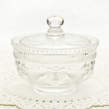 High Quality Glass Jar Mini Candy Cream Jam Jar