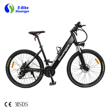 Hot sale 26 inch 250w brushless motor Chinese electric bike 2017