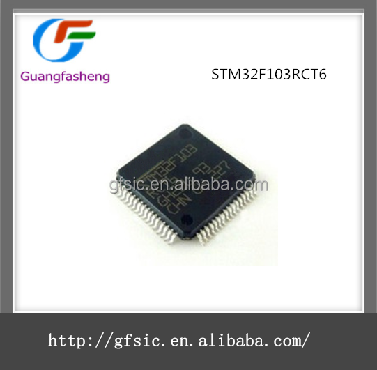 (hot sale) Original New 32-bit MCU Microcontrollers IC Flash IC with STM32F103RCT6