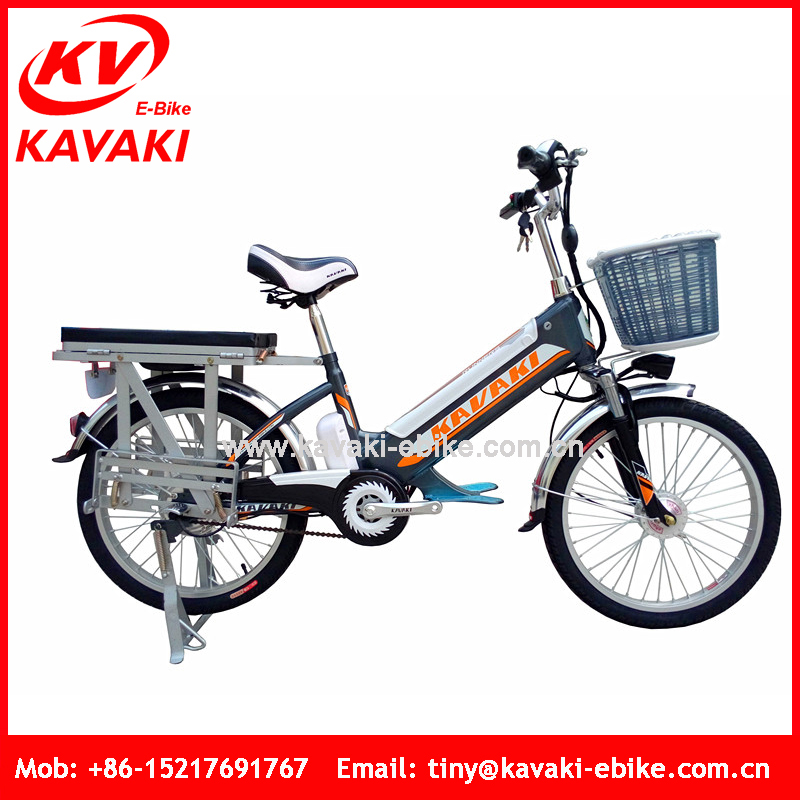 Made In China Strong Heavy Loading Cargo Motor Bike Cycle 350W Motor Cycle Electronic For Cargo