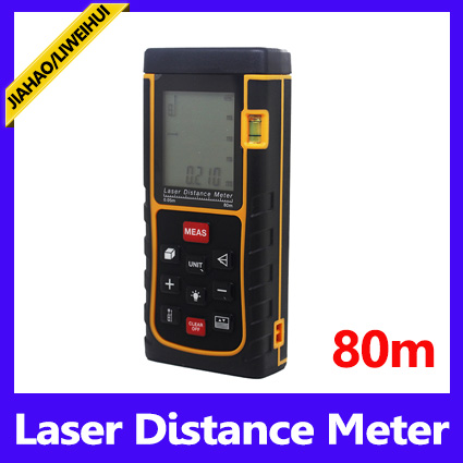 Wireless Distance Measurement Have 80m Measuring Laser Distance Range Meter