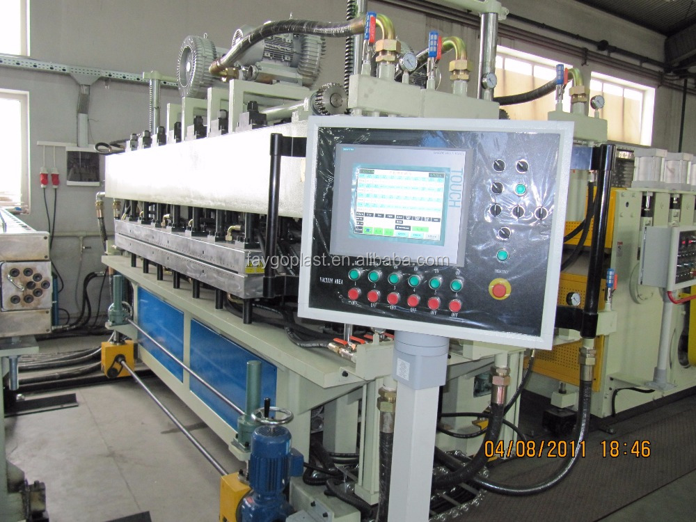 PP PE sheet plastic board extrusion line with high quality Factory price
