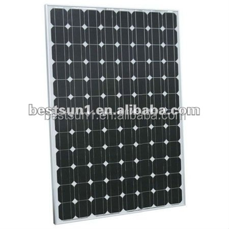 solar panels for home use and inverter 200w