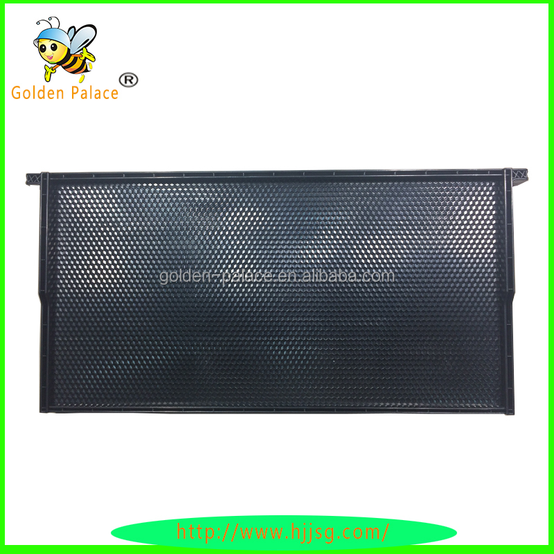 FDA certificated plastic beekeeping hive frame foundation