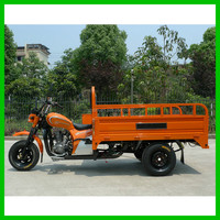 Alibaba Air-Cooling Engine Tricycle / 150CC Cargo Motor Tricycle