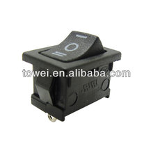 Top quality branded six colors 4 pin rocker switch 20a