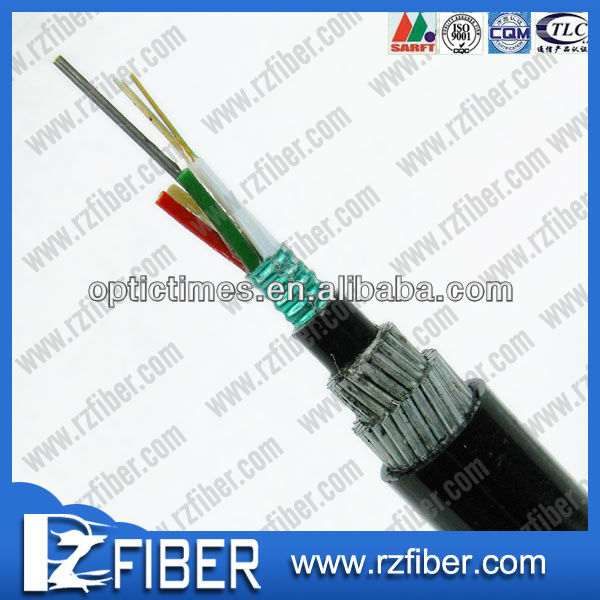 Double Armored GYTA333 Submarine Optic Cable