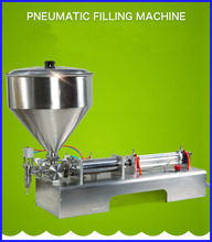 Excellent Material new product aluminum /tin /POP /PET /can filling machine