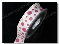 wholesale zebra print satin ribbon