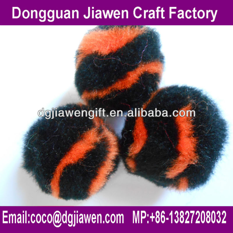 Educational Toys For Children Animal Pompoms