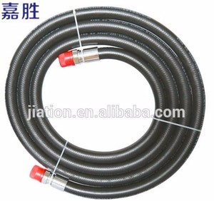 Vapor Recovery Flexible Rubber Gas Hose For Gas station