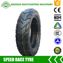 Hot Sale Cheap Price Made In China 90/90-10 Motorcycle tubeless tire