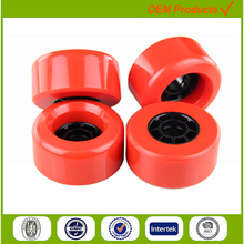 Wholesale 80mm wide longboard wheels