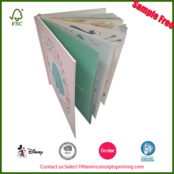 Custom Baby First Year Recordable Memory Book
