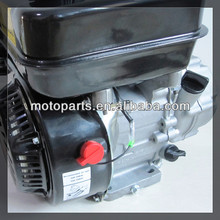 6.5HP motors with GX160 clutch,by hand/by electric,5.5hp gasoline generator set/1kw portable gasoline generator/(single phase)