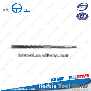 Metric round broach, INNOVA coating, ISO9001, broaching tool