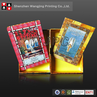Wholesale Printing Paper Tarot Deck Tarot Game Cards with High Quality