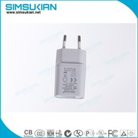 5V 1500ma(5v 1.5a)usb charger adapter for android tablet