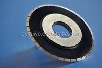 Point cut blade,Circular tooth cutter, Dotted round blade,