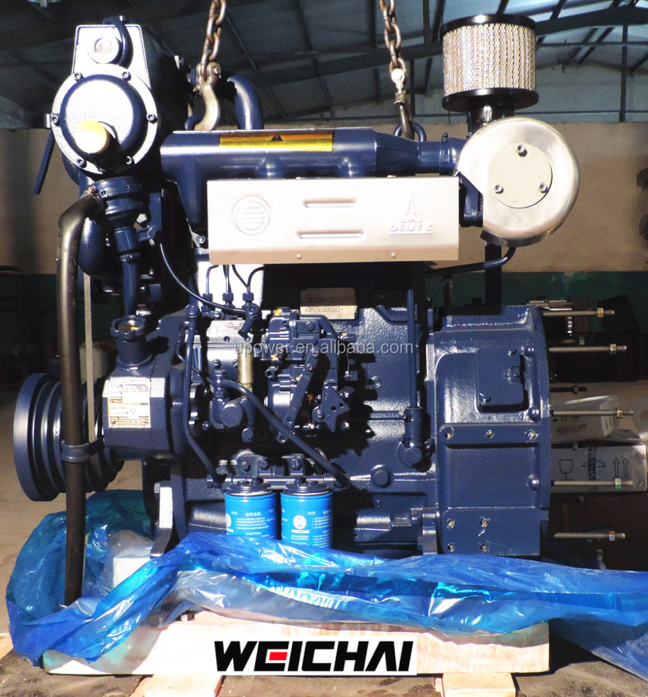WEICHAI motorboat engine for boat usage