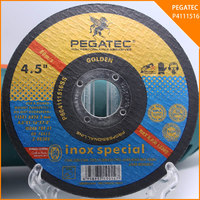 EN12413 Standard Abrasive Depressed Center Steel Cutting Wheel similar with big brand
