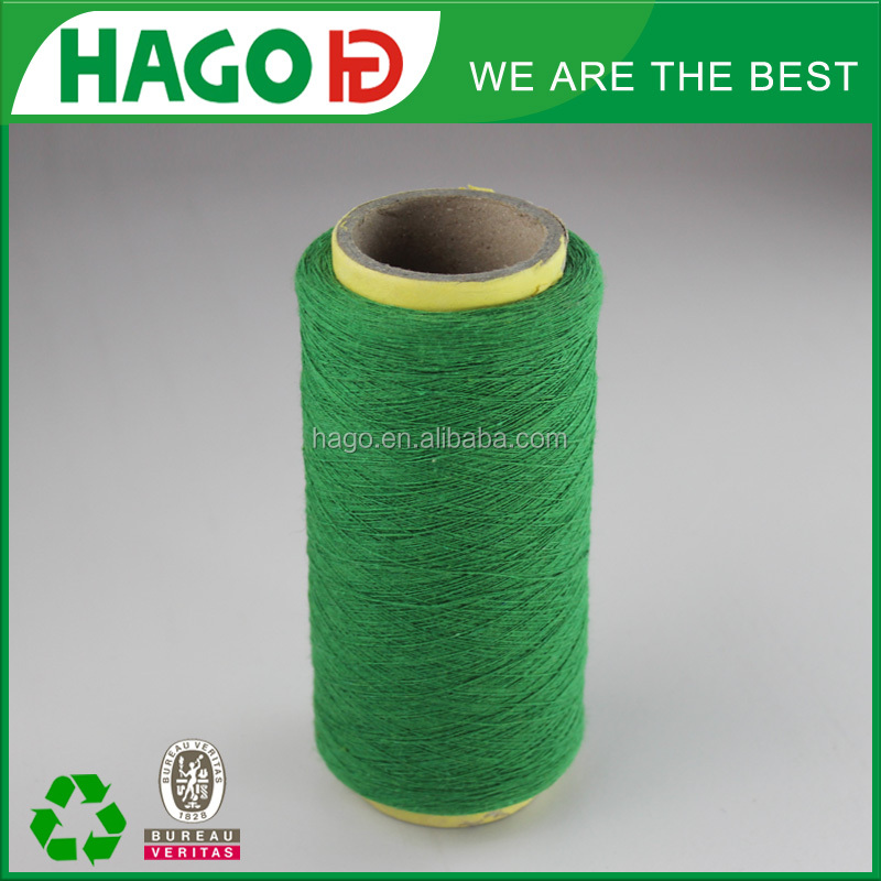 OE Regenerated/Recycled Blended Weaving/Knitting Hammock Yarn Colored Yarn for Hammock