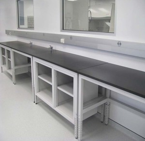 Steel used physics chemistry dental lab furniture work table prices