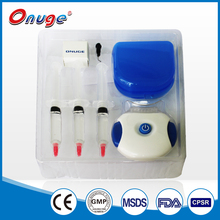 Stain remover teeth whitening liquid machine
