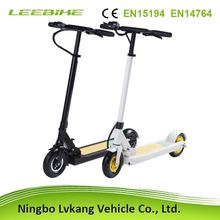 Manufacture Chinese supply foldable electric scooter