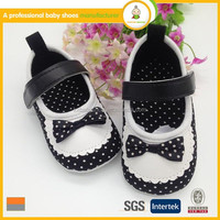 2015 hot selling fashion lovely wholesale leather baby girl dress shoes sale