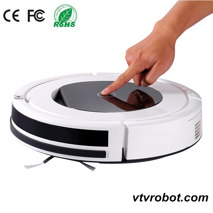 Best Gift Auto Floor Sweep Vacuum Mop Remote Control Scheduler Home Virtual Wall Automatic Household Vacuum Clean Robot