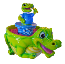 The newest dinosaur Sand table Amusement park ride for sale